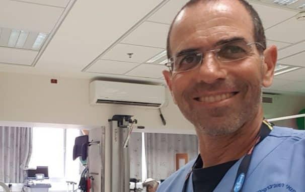 A Dedicated Employee and Volunteer – The Inspiring Story of Nir Finkelstein