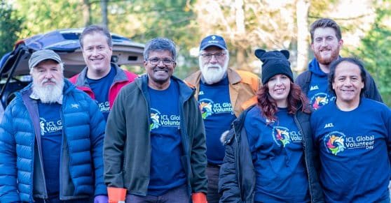 """""""As the team leader, I try to get everyone involved to make an impact"""" – The Volunteer Team Spirit of Kim Johnson"""